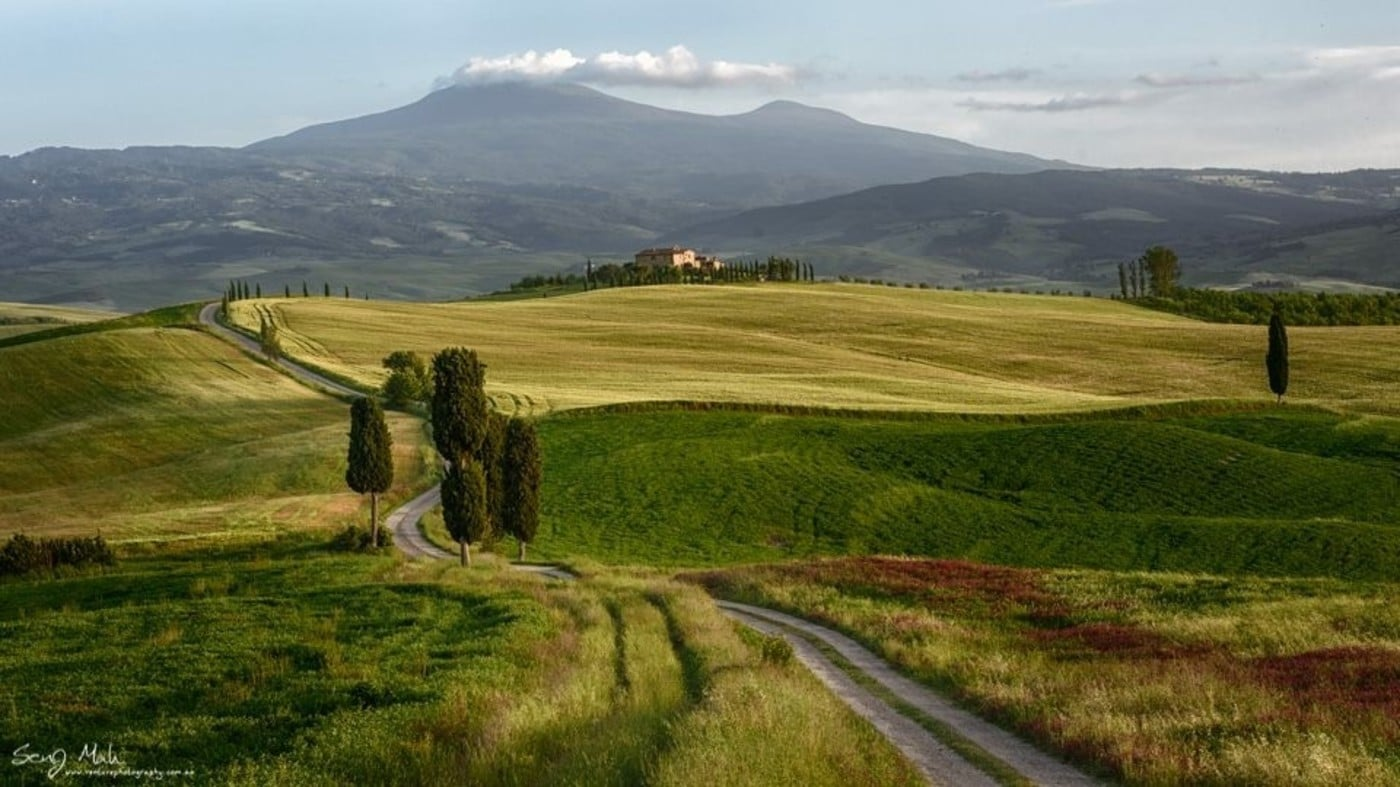 Beautiful Val d'Orcia