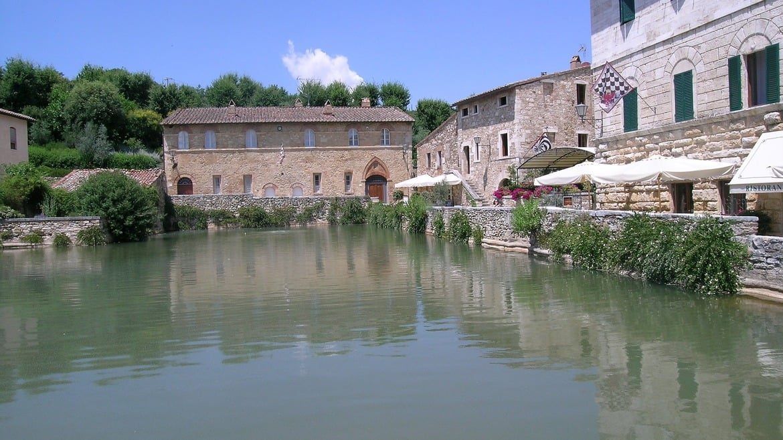 Bagno Vignoni - Hotel Miralaghi