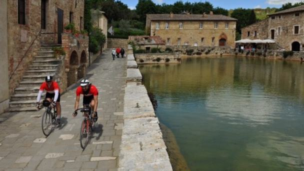 BICI E TREKKING IN VAL D'ORCIA