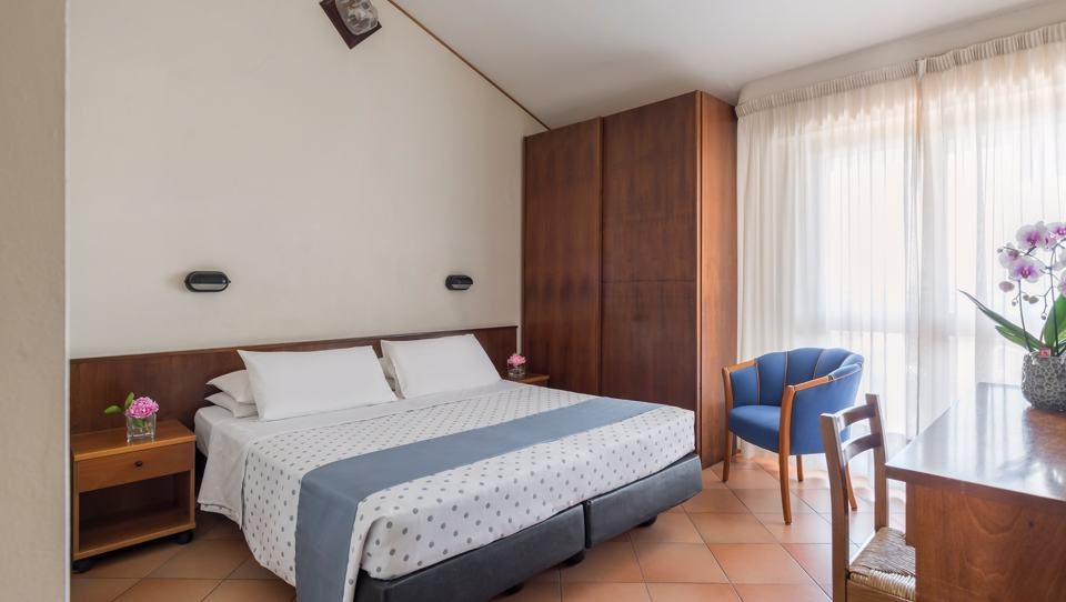 Double room confort with balcony